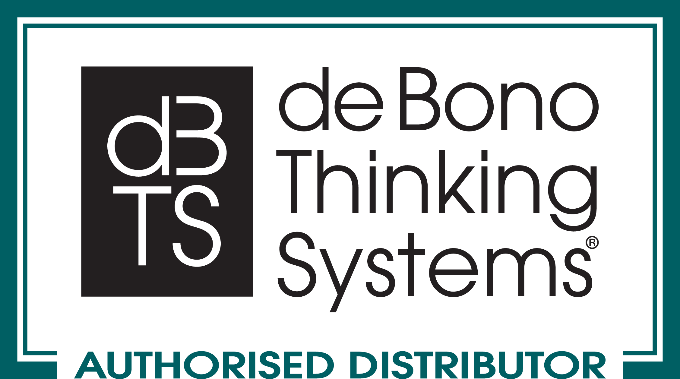 UK Distributor for de Bono Thinking Systems