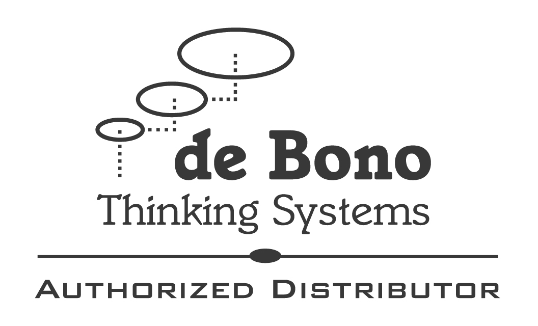 Authorised distributor for Edward de Bono
